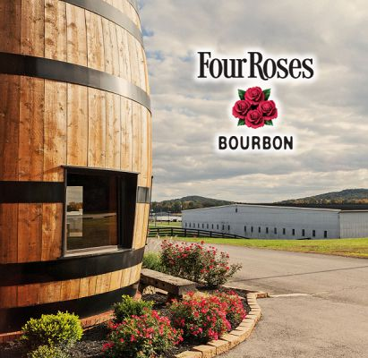 Four Roses Bourbon Warehouse and Bottling