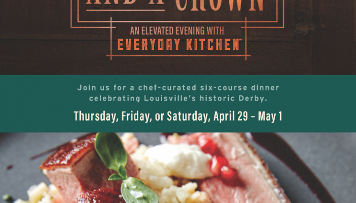 Six Courses And A Crown An Elevated Evening With Everyday Kitchen Bourbon Country Events Calendar